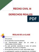 Derechos Reales vs Derechos Personales.
