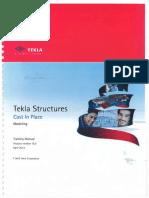 Tekla Structures - CIP - Modeling