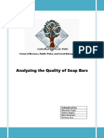 Statistical Quality Chart Project Synopsis