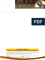 FUNCIONAMIENTO E INSTALACION DE MAQUINAS ELECTRICAS SENA