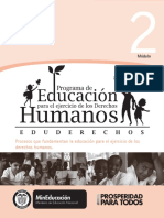 Educación en Derechos Humanos 2
