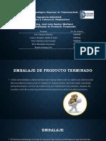 Embalaje de Producto Terminado_Equipo Adolfo de Jesus Canseco Enriquez