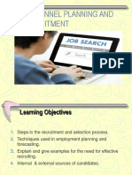 Ppt 03 Planning Recruitment