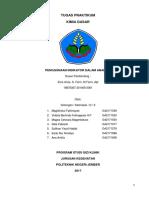 laporan Penggunaan Indikator Dalam Analisis