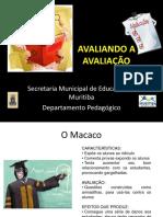 52065205-AVALIANDO-A-AVALIACAOotimo.ppt