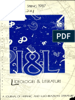 Ideologies and literature
