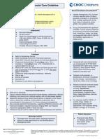 Hemangioma Propranolol Guideline