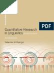 Rasinger, Sebastian Marc-Quantitative Research in Linguistics _ an Introduction-Bloomsbury (2013)