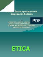 Curso Etica Leonardo Ariza 2006.ppt