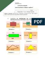 Evaluación de Perimetro