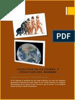 Evolucion de La Tierra y El Hombre