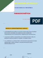 Farmacocinética No Lineal
