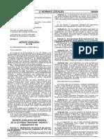Decreto Legislativo N° 1114 - Modificación de la Ley Penal Tributaria