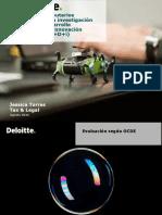 Deloitte_Incentivos I D I_Tributario_Agosto2016_VF CPC JESSICA TORRES