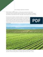 Curso Introdução à Agricultura de Precisão
