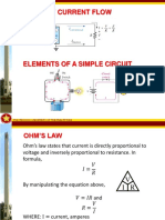 8 and 9. Simple Elctric Circuit & Ohms Law