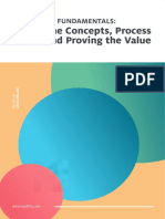UX Fundamentals the Concepts Process and Proving the Value
