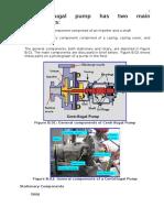 A Centrifugal Pump