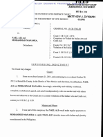 Superseding Indictment as to Nael Ali & Mohammad Manasra