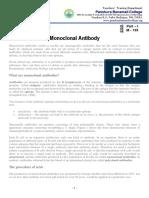 M - 135 Monoclonal Antibody