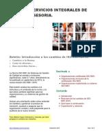 Boletin ISO 9001-2015