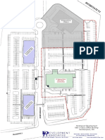 Atwell Drive in Northampton Overall Site Plan
