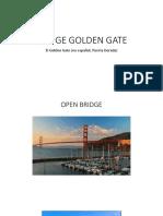 Bridge Golden Gate
