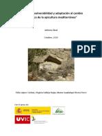 Informe Apicultura y CC