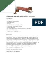 Cupcake Con Chispas de Chocolate
