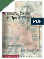 dinero precios y tipo de cambio