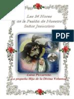 Las 24 horas de la Sagrada Pasión. VDV