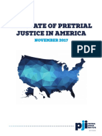 Pretrial Justice Institute Report