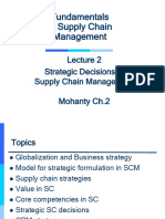 Lec2 - Strategic SCM in modern era