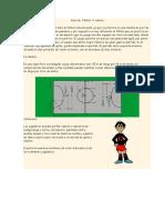 Guía de El Fútbol 4 Basico 2017