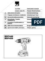 Makita BDF446/BDF456 B