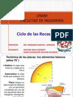 Ciclo de Las Rocas 2014-1