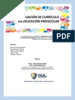 EVALUCION DEL CURRICULO EN EDUCACIÓN PREESCOLAR.pdf