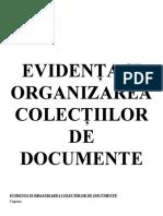 evidentasiorganizareacolectiilordedocumente-130709060629-phpapp01
