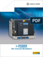 Air Circuit Breaker Catalogues