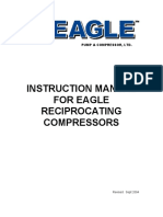 Eagle Compressor Manual 2004