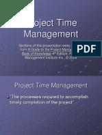Time Management Slides
