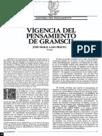 Laso Prieto, J. M. - Vigencia del pensamiento de Gramsci [1979].pdf
