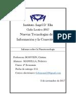 Nanotecnologia de Mansilla Federico