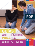 GUIAS ANTICIPATORIAS ADOLESCENCIA