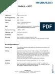 Gb Standard Cylinder Program