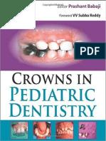 Crowns in Pediatric Dentistry (2015) ).pdf