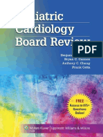 Pediatric Cardiology Board Review 2013