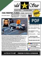 The Emerald Star News - November 2, 2017 Edition