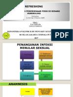 REFRESHING - Anamnesis Dan Pemeriksaan Fisik Venereologi