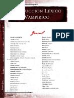 RNS032 - Traducción Léxico Vampiro